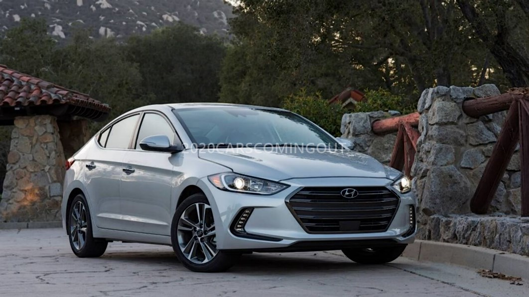 96 The Best 2020 Hyundai Elantra Gt Exterior and Interior