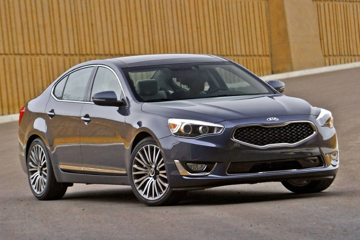 96 The Best 2020 Kia Cadenza New Concept