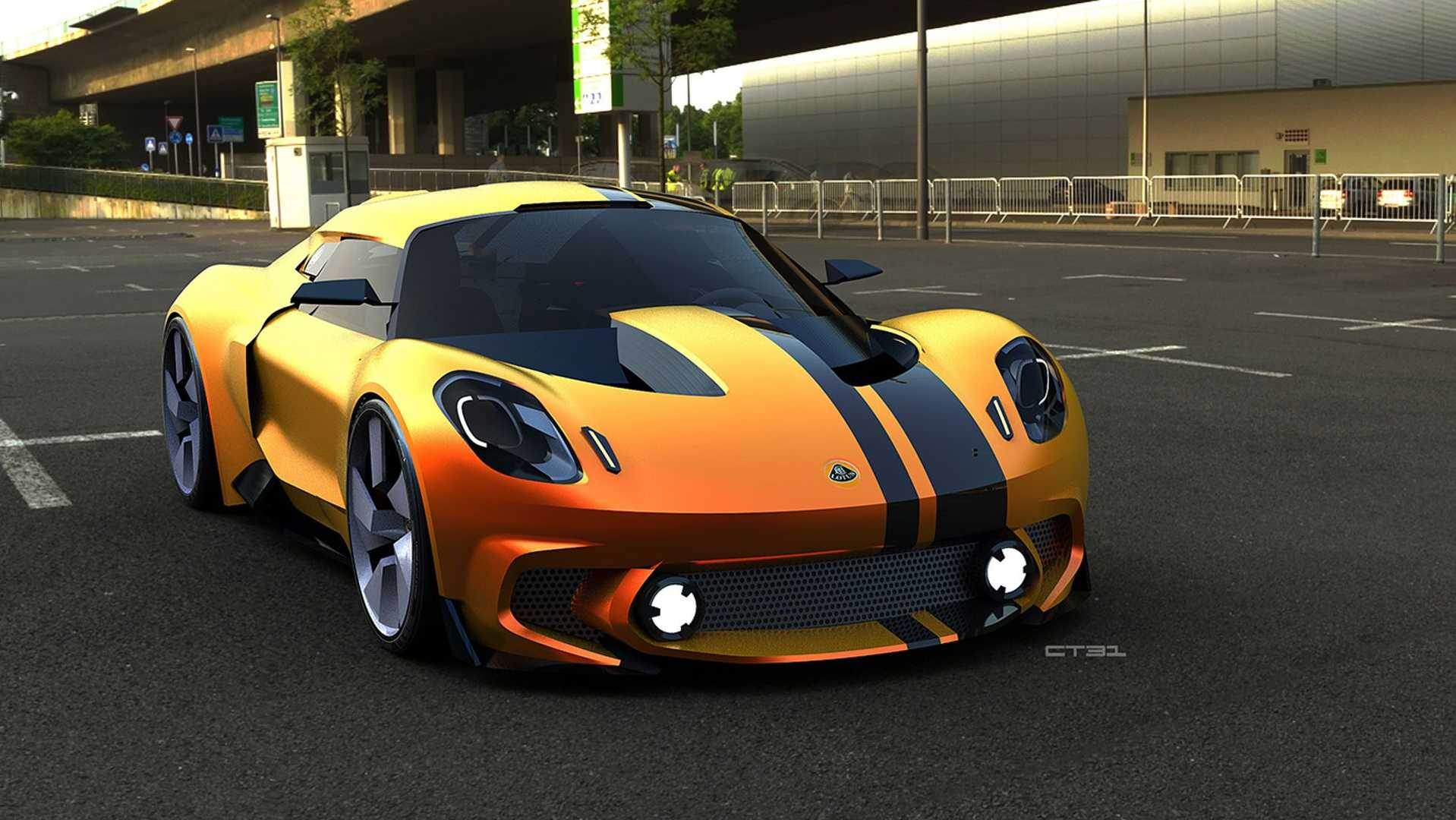 96 The Best 2020 Lotus Exige Price Design and Review