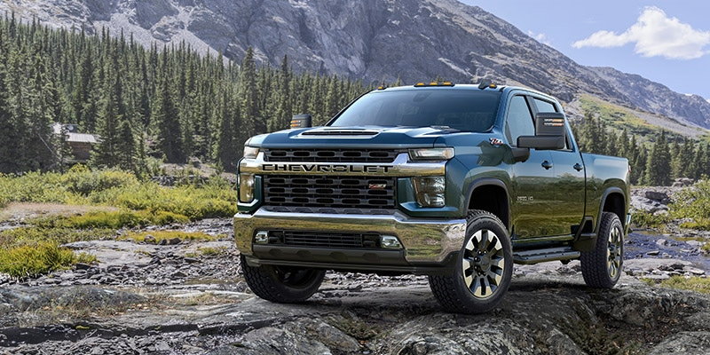 96 The Best 2020 Silverado 1500 2500 Hd Style