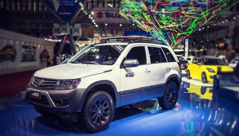 96 The Best 2020 Suzuki Grand Vitara Ratings