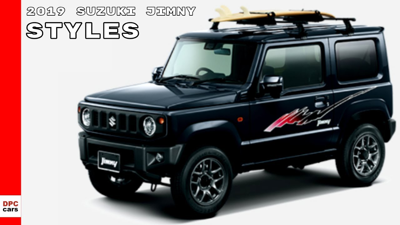 96 The Suzuki Jimny Model Speed Test