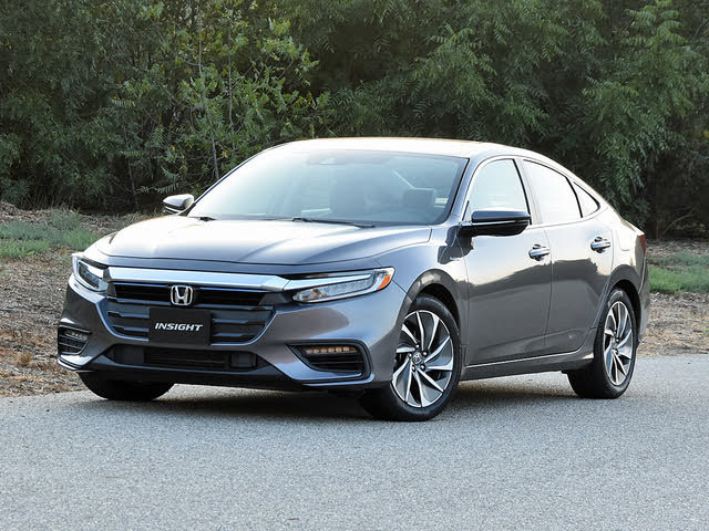 97 A 2019 Honda Insight Release