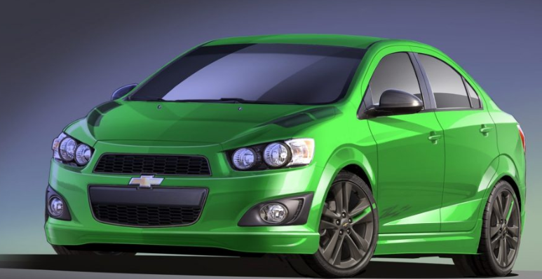 97 A 2020 Chevy Sonic Ss Ev Rs Pictures