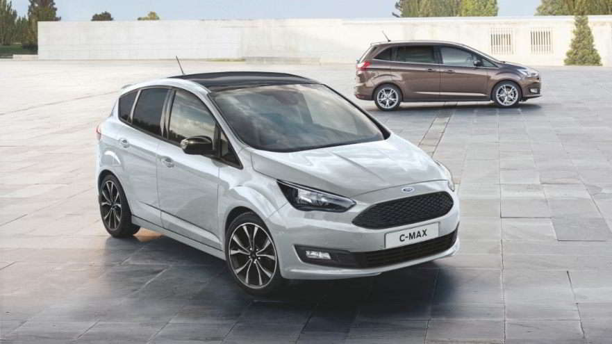 97 A 2020 Ford C Max Performance