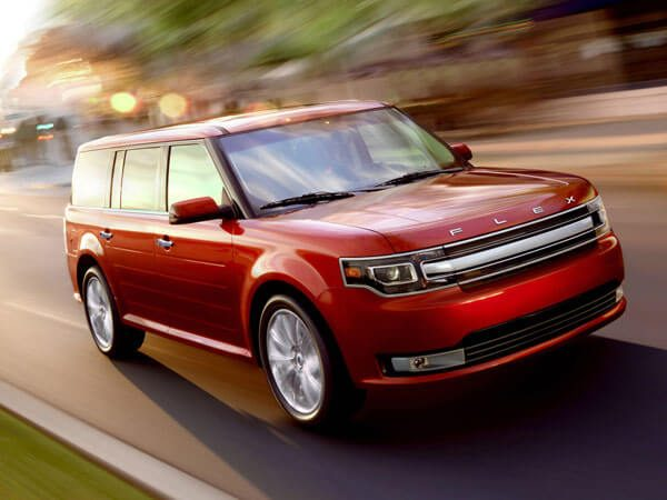 97 A 2020 Ford Flex New Review