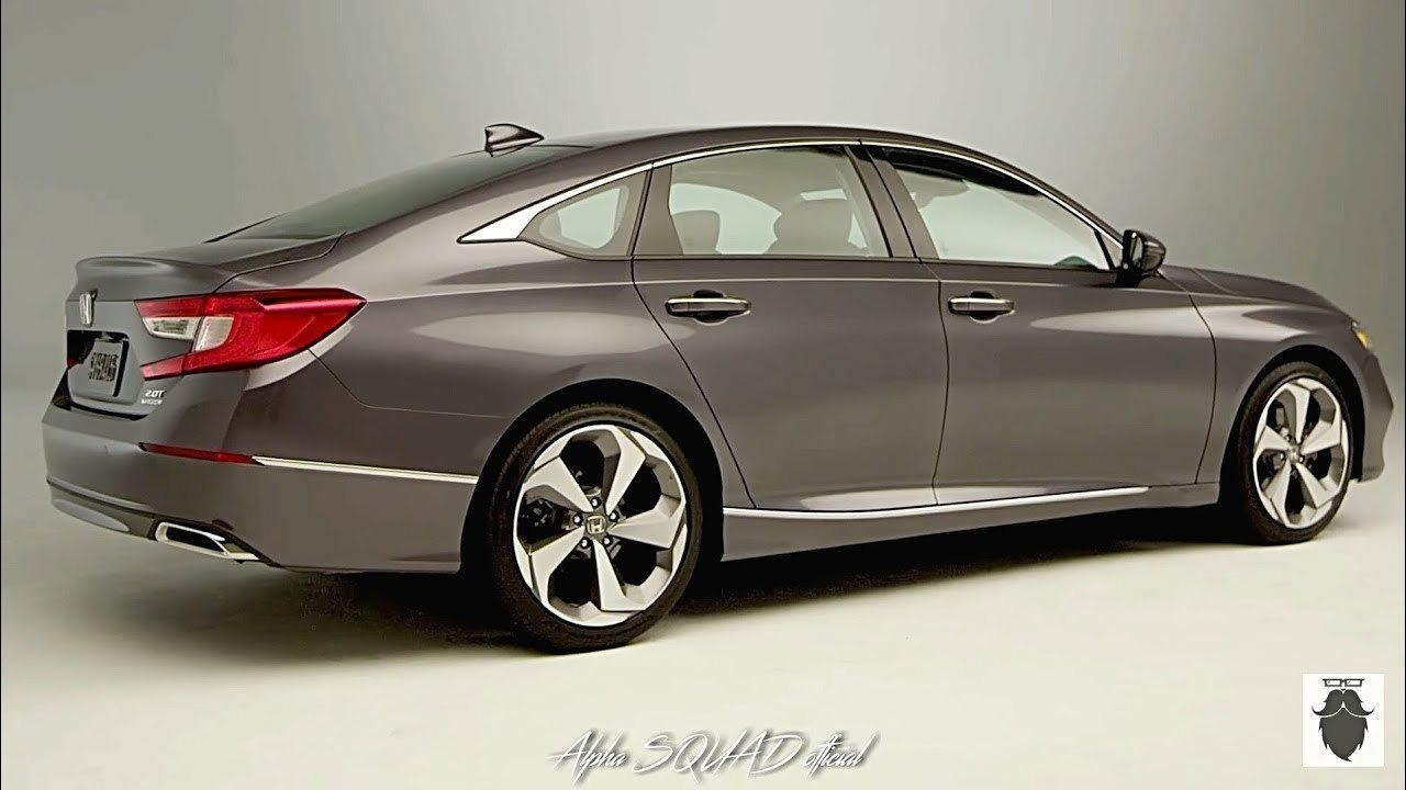 97 A 2020 Honda Accord Spirior Wallpaper