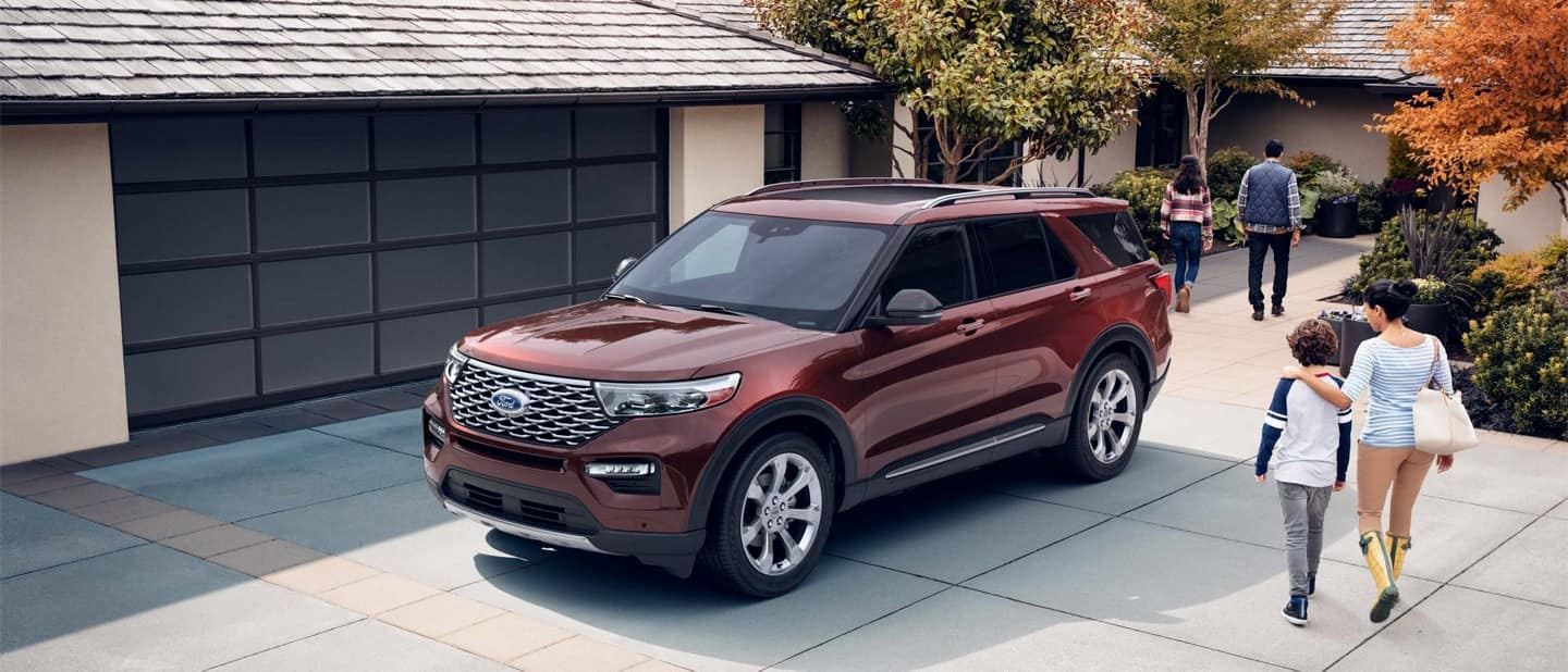 97 A 2020 The Ford Explorer Pictures