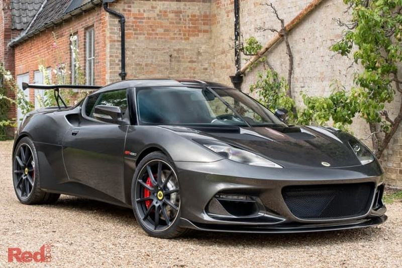 97 All New 2019 Lotus Evora History