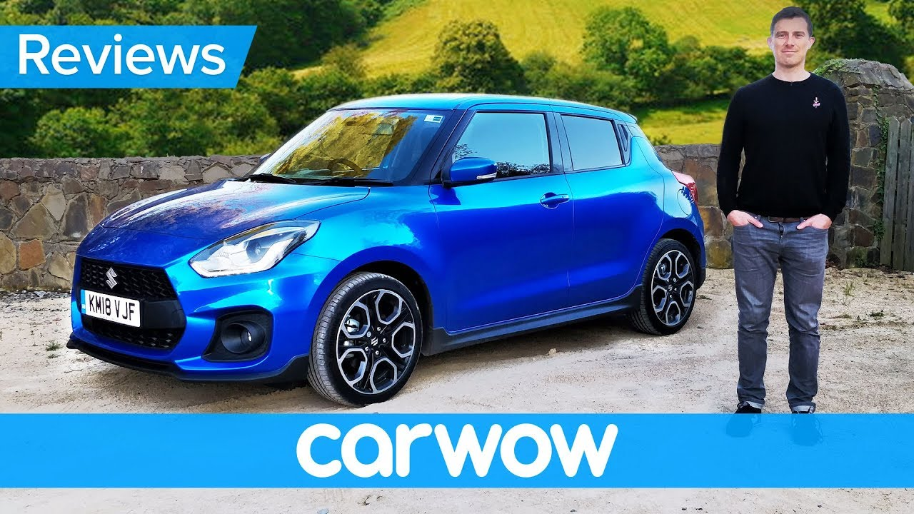 97 All New 2019 New Suzuki Swift Sport Speed Test