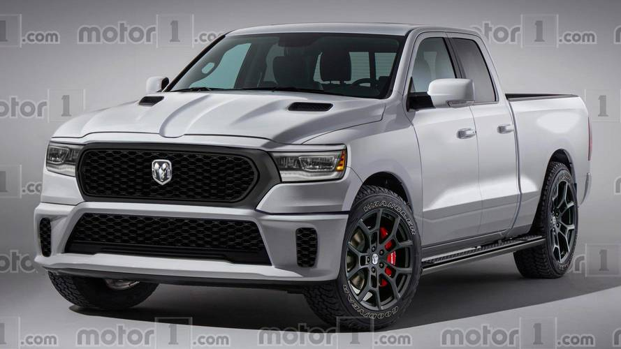 97 All New 2019 Ram 1500 Hellcat Diesel Redesign and Concept