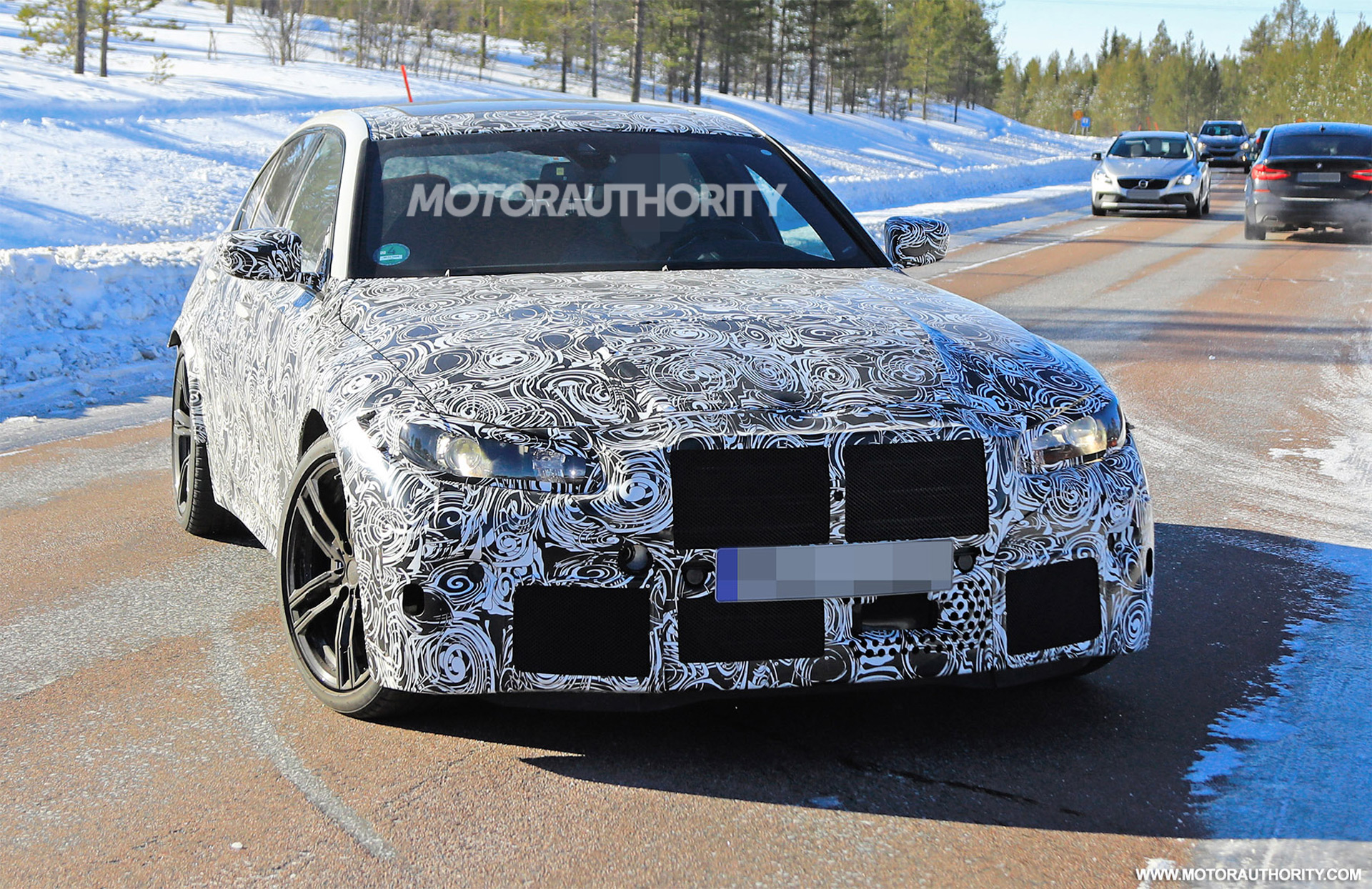 97 All New 2020 BMW M3 Review and Release date