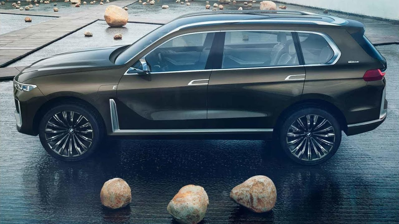 97 All New 2020 BMW X7 Suv Series Performance and New Engine