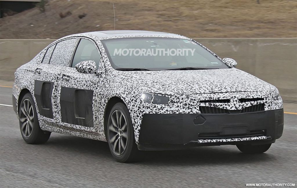 97 All New 2020 Buick Verano Spy Images