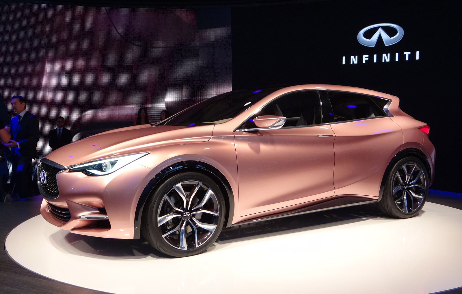 97 All New 2020 Infiniti Q30 Release Date and Concept