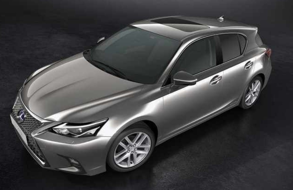 97 All New 2020 Lexus CT 200h Release Date and Concept