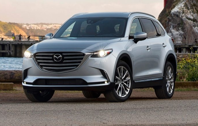 97 All New 2020 Mazda Cx 9 Interior