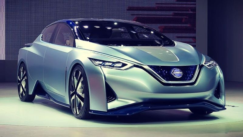 97 All New 2020 Nissan Leaf Redesign and Review