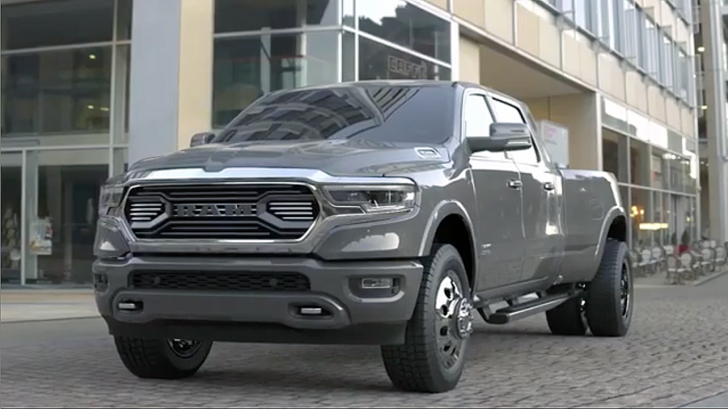 97 All New 2020 Ram 3500 Diesel Redesign and Concept