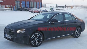 97 All New 2020 The Spy Shots Mercedes E Class Redesign