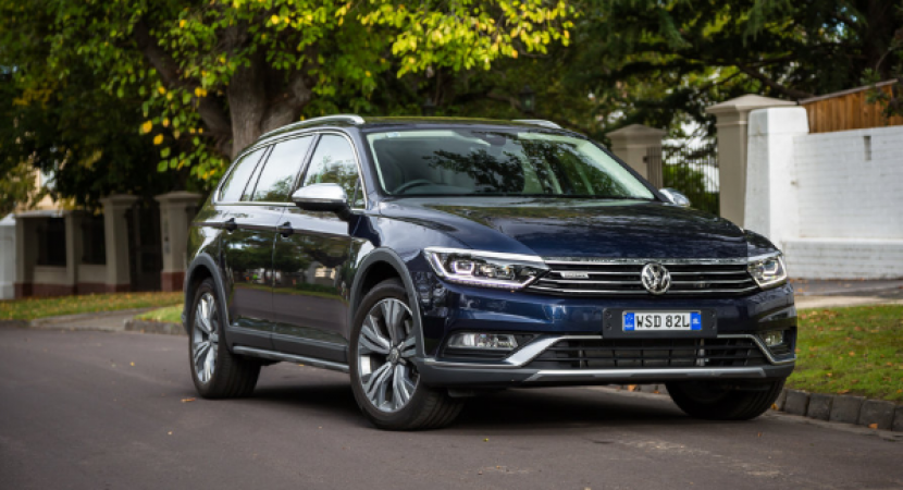 97 All New 2020 Vw Passat Alltrack Pictures