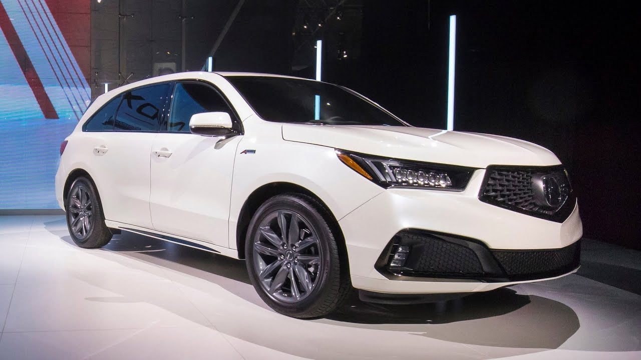97 New 2019 Acura Mdx Rumors Images