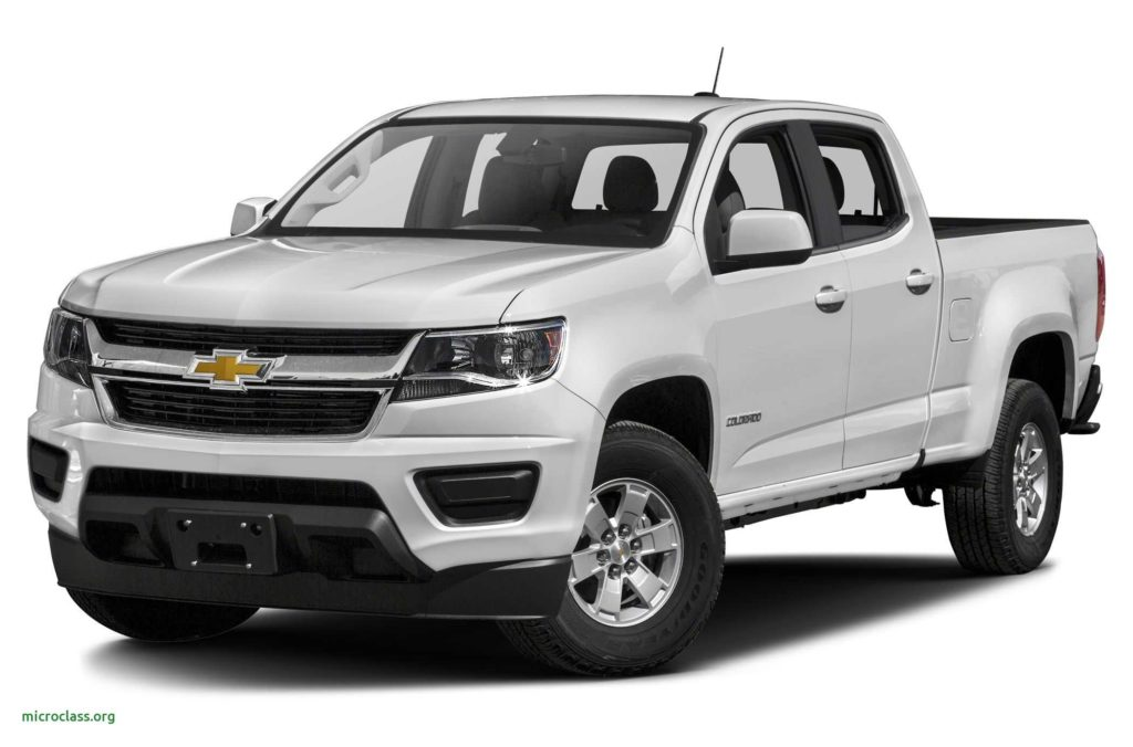97 New 2019 Chevy Colorado Going Launched Soon Redesign