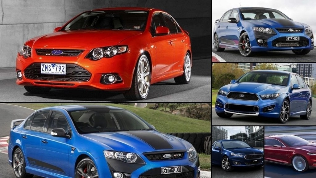 97 New 2019 Ford Falcon Xr8 Gt Images