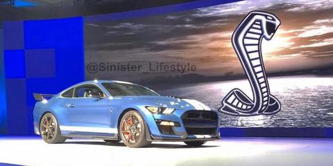 97 New 2019 Ford Mustang Shelby Gt500 Price and Review