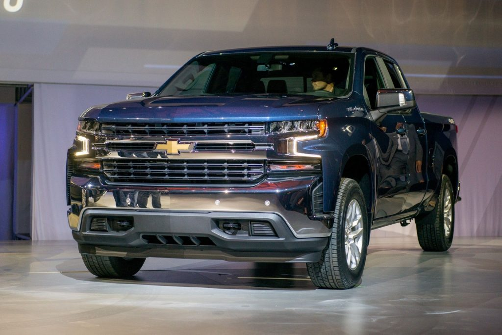 97 New 2020 Chevy Suburban 2500 Z71 Picture