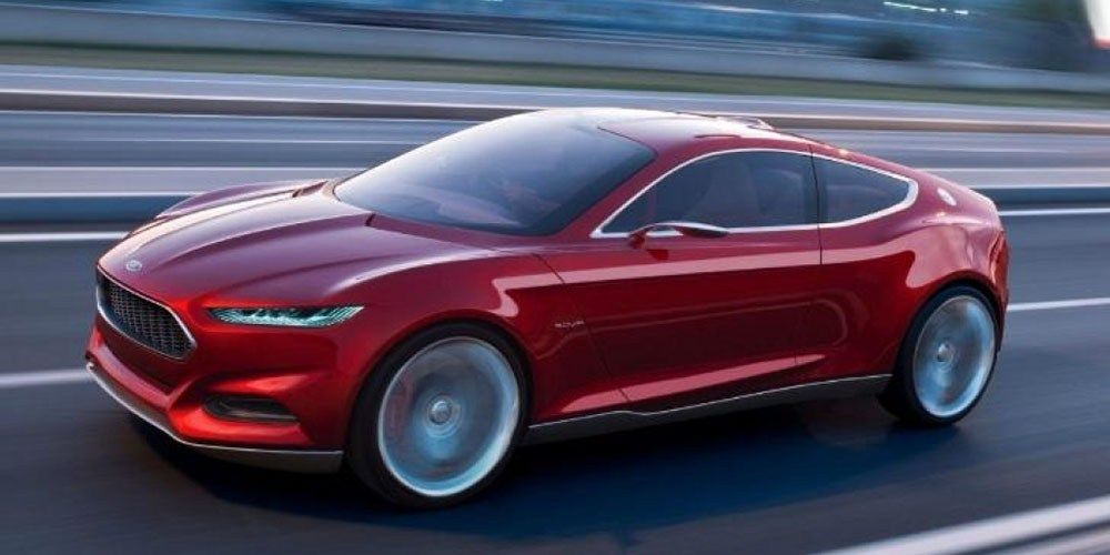97 New 2020 Ford Fusion Energi Redesign
