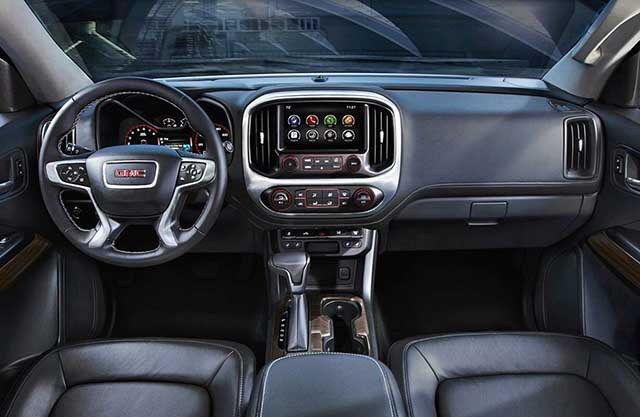97 New 2020 GMC Canyon Denali Release