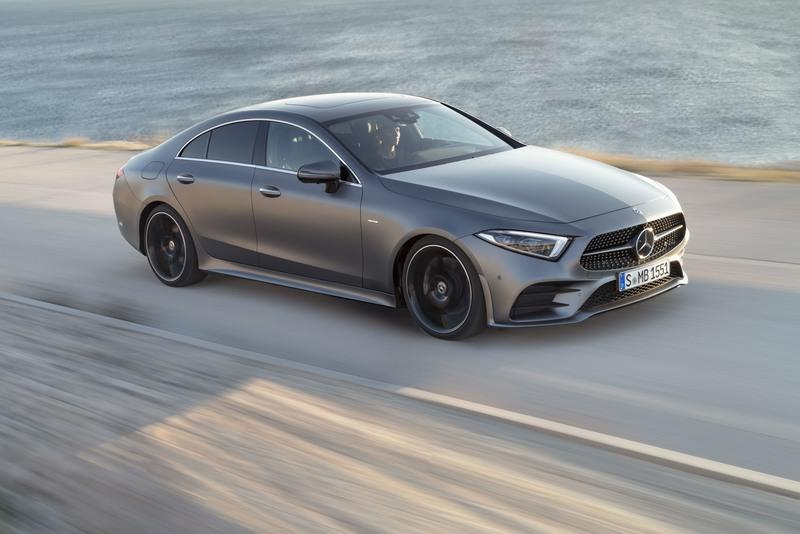 97 New 2020 Mercedes Cls Class Release