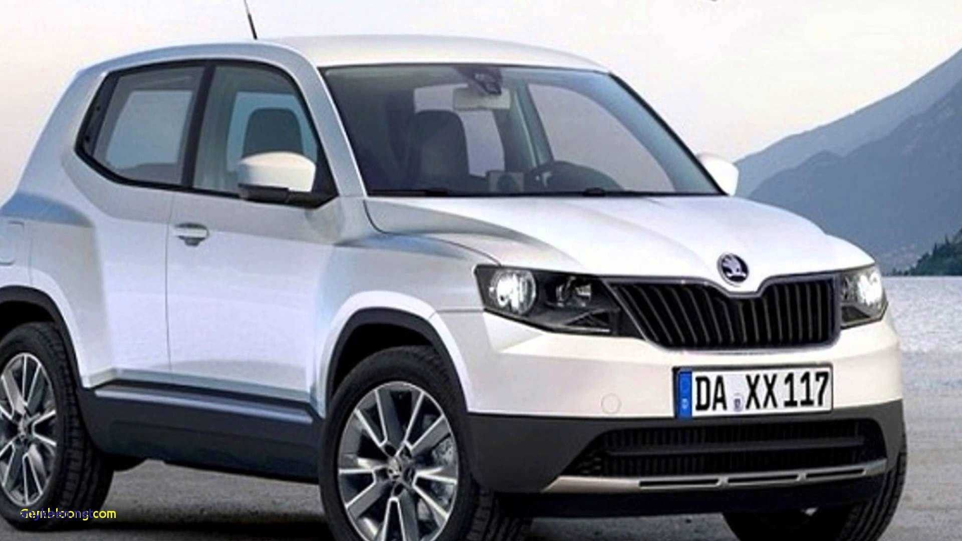 97 New 2020 Skoda Yeti Wallpaper
