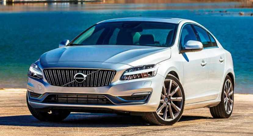 97 New 2020 Volvo S60 Spy Shoot