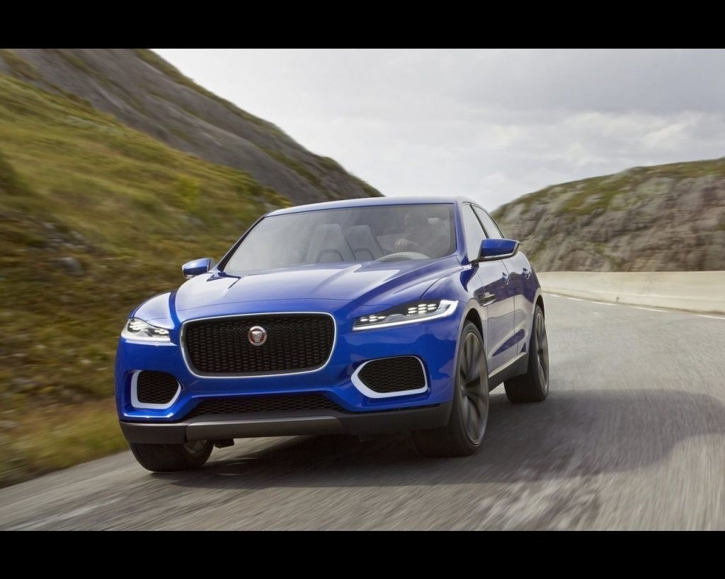 97 The 2019 Jaguar C X17 Crossover Spesification