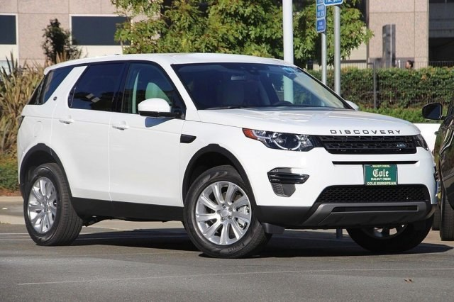 97 The 2019 Land Rover Discovery Sport Review