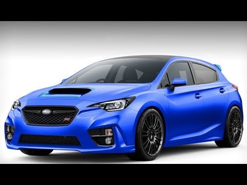 97 The 2019 Subaru Brz Sti Spy Shoot