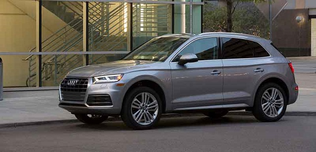 97 The 2020 Audi Sq5 Spesification