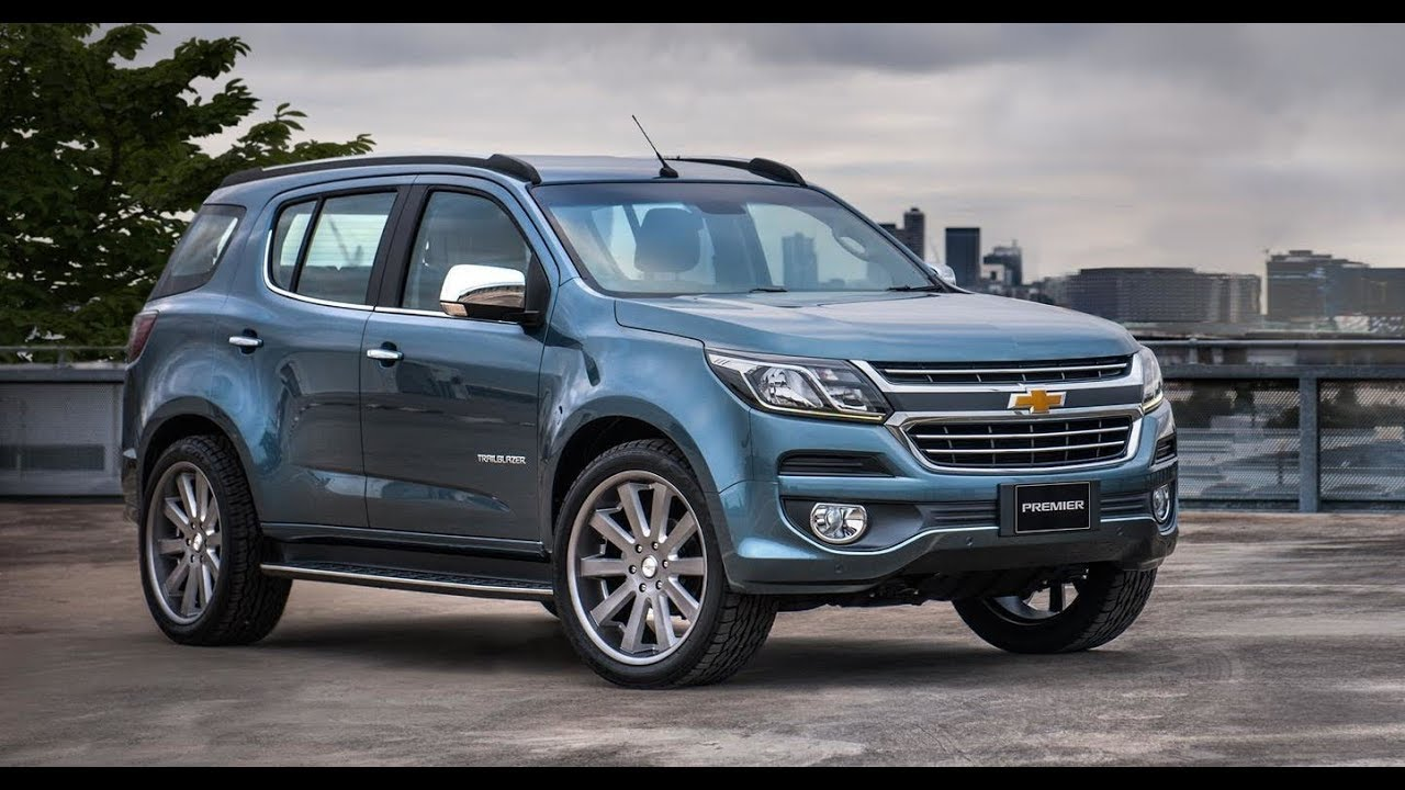97 The 2020 Chevrolet Trailblazer Ss First Drive
