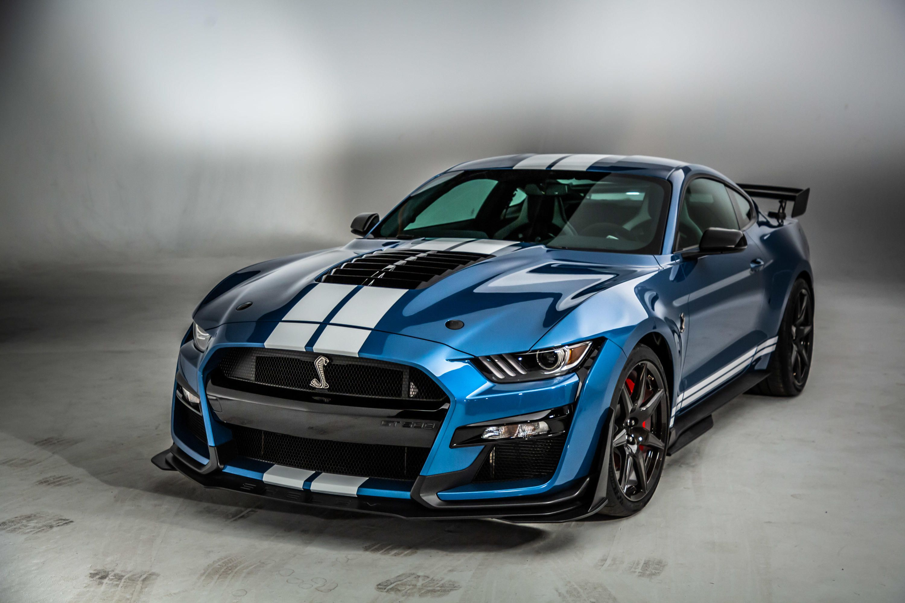 97 The 2020 Ford GT350 Pictures