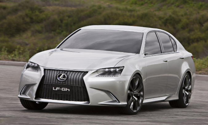97 The 2020 Lexus IS350 Images