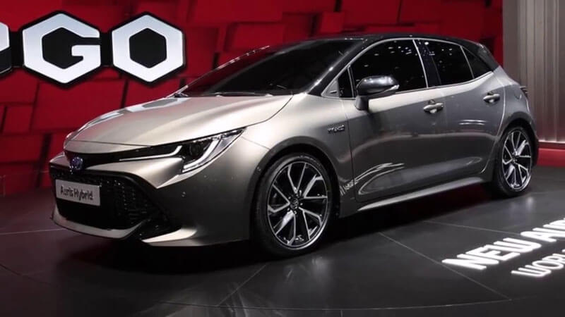 97 The 2020 Toyota Auris Performance