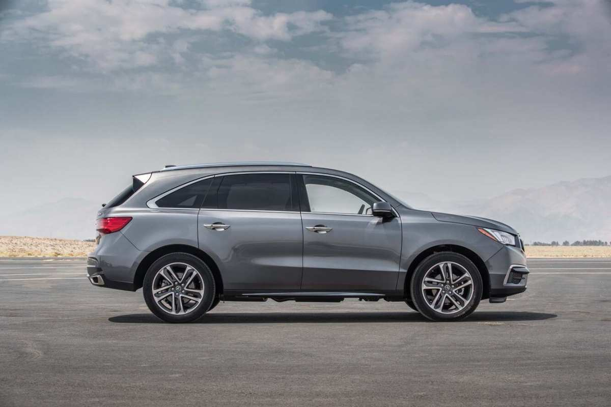 97 The Best 2020 Acura Mdx Rumors Redesign