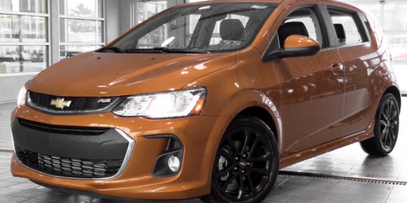 97 The Best 2020 Chevy Sonic Engine