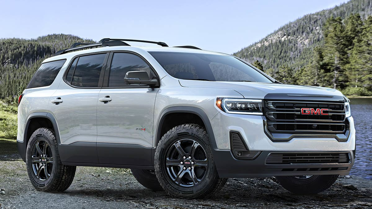 97 The Best 2020 GMC Acadia Reviews