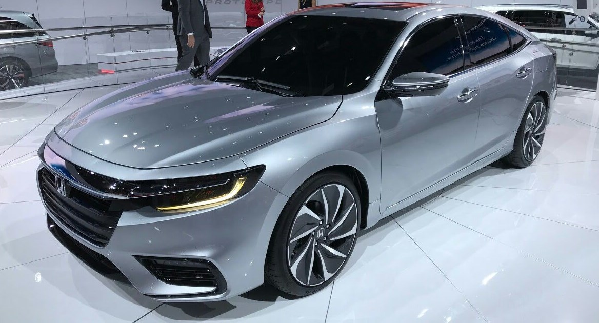 97 The Best 2020 Honda Insight Release Date