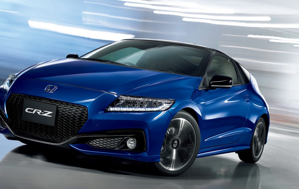 98 A 2019 Honda Crz Engine