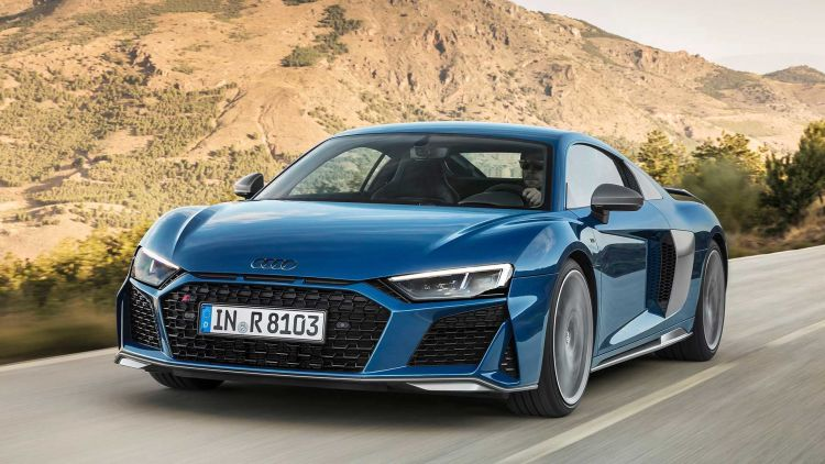 98 A 2020 Audi R8 Concept and Review