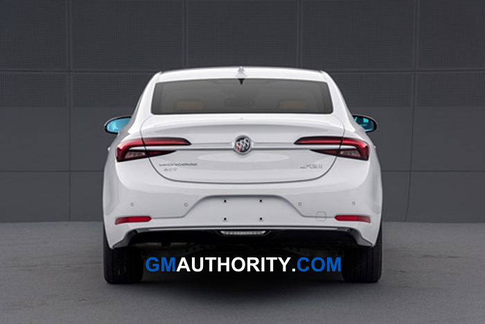 98 A 2020 Buick LaCrosses Images